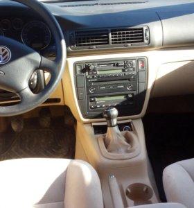 Volkswagen passat b5 +