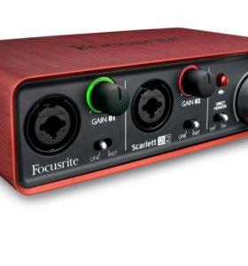 Аппаратура звукозаписи (домашняя студия)