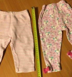 Штанишки детские 3-12, боди, носки