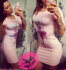 Платье 267