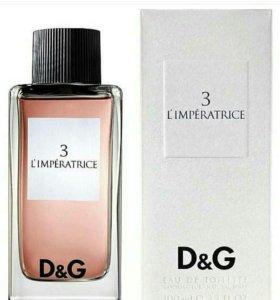 D&G 100ml
