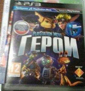 Игра для PlayStation 3 move