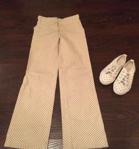 Брендовые джинсы MonnaLisa рост 122