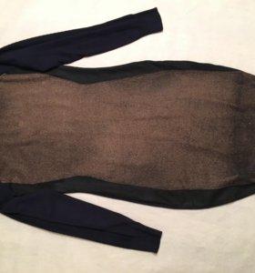 Платье-свитер Новое!