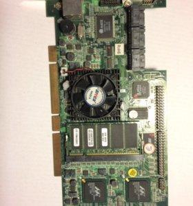 SATA RAID 6 ARECA ARC -1160 16 ports