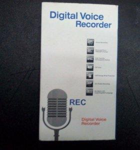 Профессиональный диктофон Digital Voice recorder