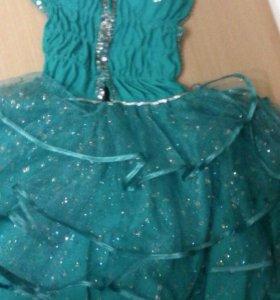 Платье для бально- спортивных танцев