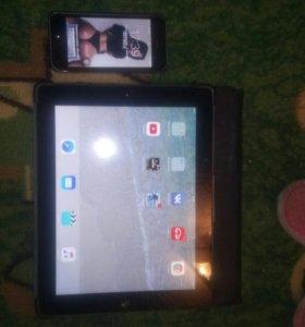 iPhone 5 S 16 gb, iPad 4 16gb wifi Ростест