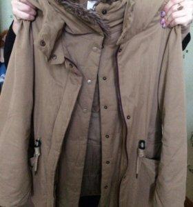 Куртка очень зима весна