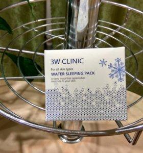 3W clinic Water Sleeping Pack маска для лица