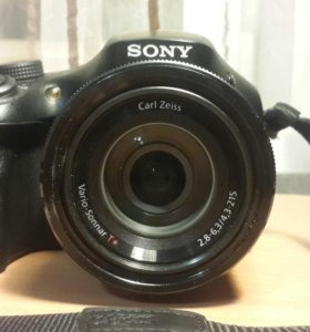 Ультразум фотоаппарат Sony hx300