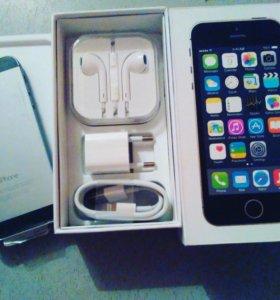 Новый 5s. Айфон. IPhone.