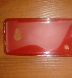Бампер для Microsoft lumia 550