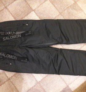 Горнолыжные мужские штаны SALOMON