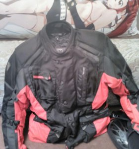 Мото куртка ixs kona усиленная