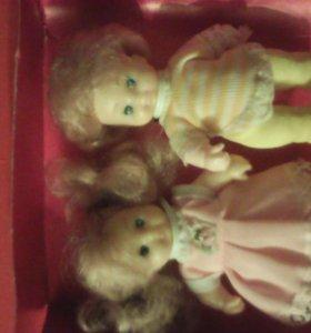 Набор Куклы симпатяшки
