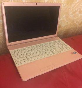 Sony ноутбук VPCEB4AYC 15' инчей