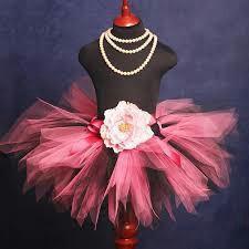 Платья и юбки из фатина