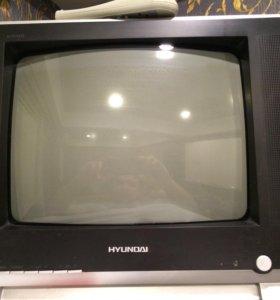 Телевизор с ду