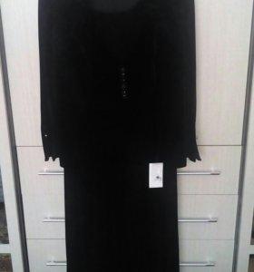Костюм(платье+пиджак)