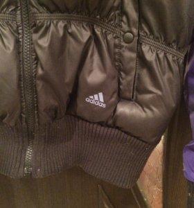 """Зимняя куртка """"adidas""""оригинальная"""