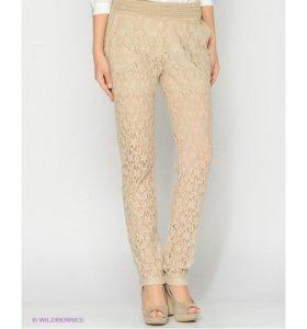 Новые кружевные летние брюки