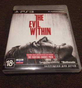 The evil within на PS3