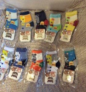 Детские носочки 3-5 лет