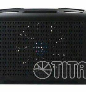 Охлаждающая подставка ноутбука Titan TTC-G25T/B4