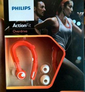 Спортивные наушники Philips ActionFit SHQ3300