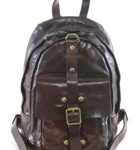 Рюкзак кожаный Campomaggi