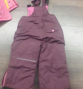 Куртка и полукомбинезон комплект 98