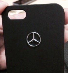 Чехол Mercedes на iPhone 5/5s