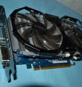 видеокарта Gigabyte GeForce GTX 560