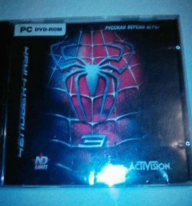 Игра на пк Человек паук 3