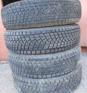 Продам шины Bridgestone Blizzak 175/80/R15