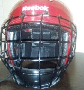Шлем хоккейный (регулируемый размер)