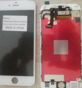 дисплей iPhone6s, черный, белый