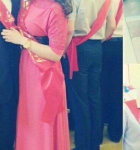 Платье ( в пол)