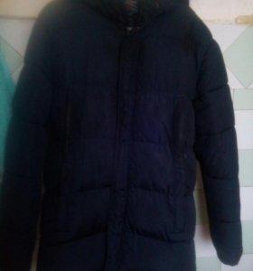 Куртка- парка зимняя мужская