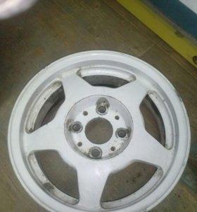 Литые диски на R13