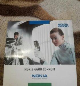 Диск для телефона NOKIA 6600