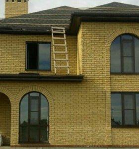 Окна, двери, и балконы