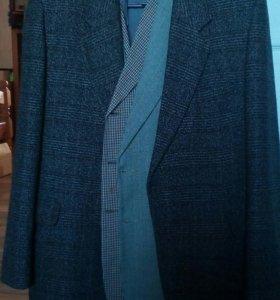 Пиджаки и рубашки,50 размер