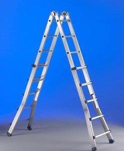 Телескопическая Лестница Svelt Scalissima