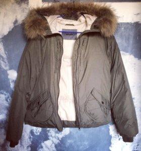 ❤️Пуховик/куртка Desam новый