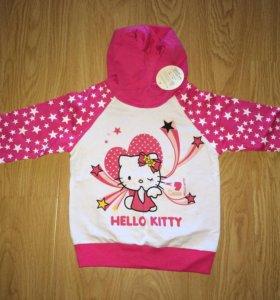 Новая кофта Hello Kitty