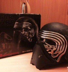 Шлем Кайло Рена (Star Wars: The force awakens)
