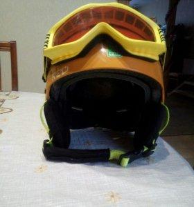 Шлем детский для сноуборда