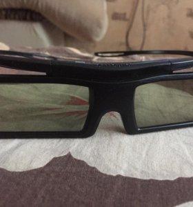 3D активные очки